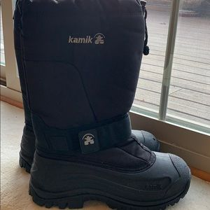 KAMIK lined men's / boy's winter BOOTS